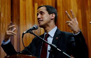 Boliwia: liderzy opozycji uznają Juan Guaido za tymczasowego prezydenta Wenezueli