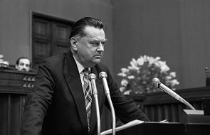 Poruszająca mowa Jana Olszewskiego z niesprawiedliwego procesu zabójców bł. księdza Jerzego Popiełuszki