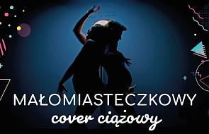 """Słyszeliście już """"ciążowy"""" cover """"Małomiasteczkowego""""? Dawid Podsiadło uśmieje się do łez!"""