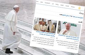 Co muzułmanie sądzą o Franciszku? Media arabskie zwróciły uwagęszczególnie na te słowa