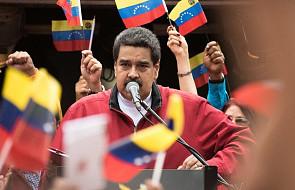 """Nicolas Maduro: UE nie słucha głosu Wenezueli, """"jesteście głusi"""""""