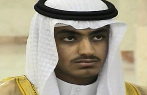 Władze Arabii Saudyjskiej pozbawiły obywatelstwa syna Osamy bin Ladena. Milion dolarów dla osoby, która wskaże jego kryjówkę