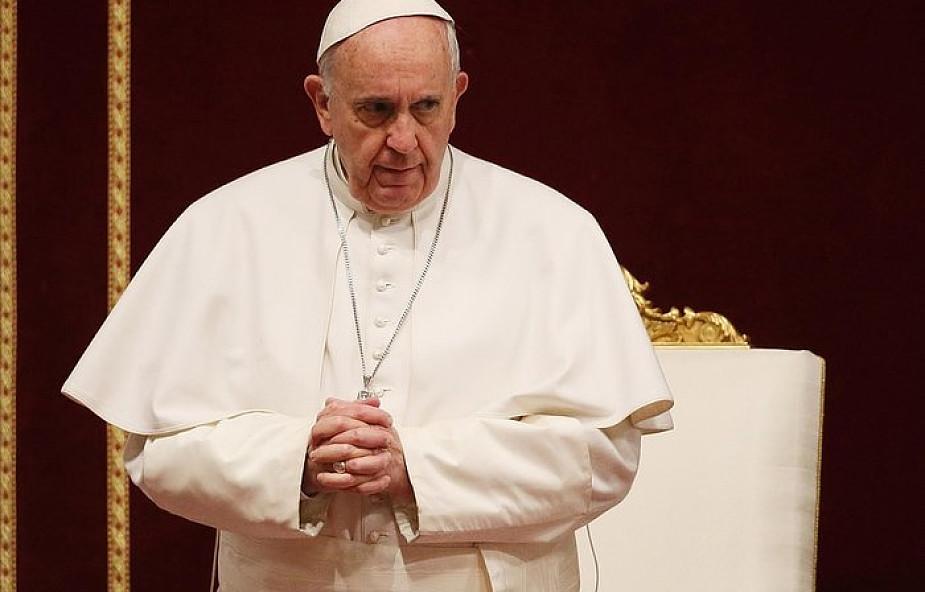 Papież modli się za ofiary katastrofy lotniczej w Etiopii