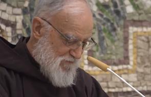 O. Raniero Cantalamessa: trzeba wejść w siebie, aby spotkać żywego Boga