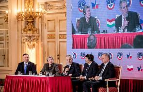 Czechy: Rosja i wydatki na obronę w centrum dyskusji prezydentów V4