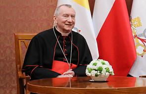 Kard. Parolin do polskich biskupów: jedność z papieżem jest gwarancją wolności
