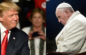 Donald Trump złożył życzenia papieżowi Franciszkowi