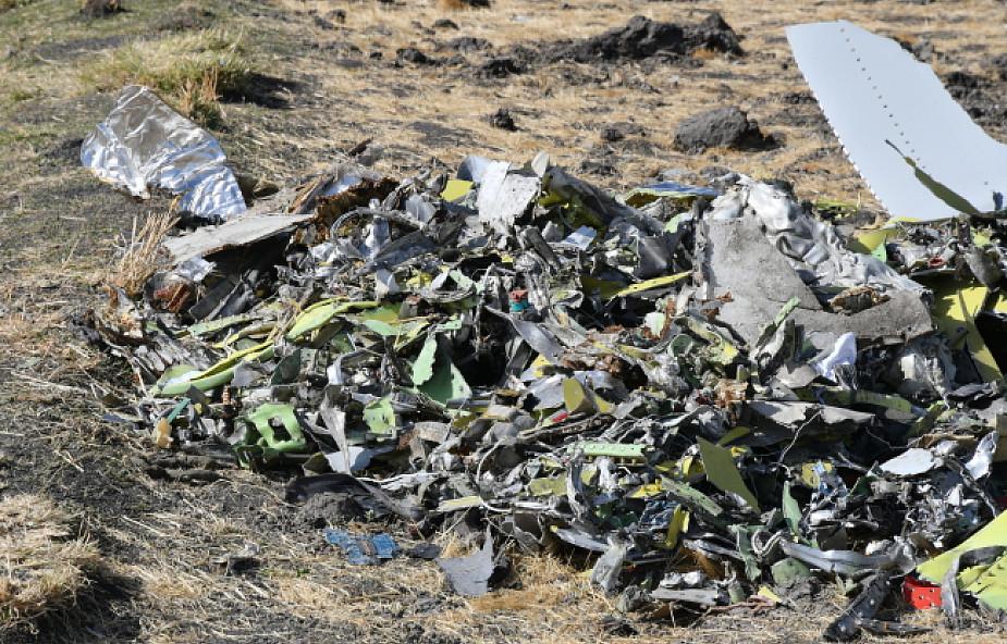 Etiopia: pilot rozbitego samolotu zgłaszał problemy z systemem kontroli lotu