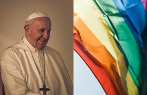 Papież Franciszek spotkał się w Rzymie z katolikami LGBT