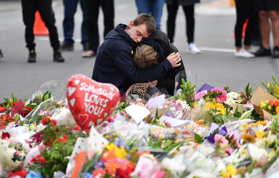Nowa Zelandia: Sprawca masakry w Christchurch zamierzał dokonać więcej ataków