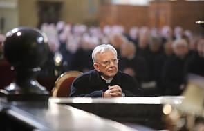 Abp Jędraszewski: nie można bronić instytucji Kościoła jako takiej, pierwszeństwo mają pokrzywdzeni