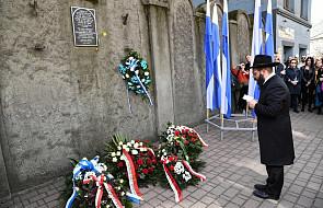 Ulicami Krakowa przeszedł Marsz Pamięci w 76. rocznicę likwidacji krakowskiego getta
