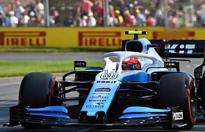 Formuła 1 - pierwszy start Kubicy po ponad 8 latach nie zakończył się dobrze. Wygrał Fin, Valtteri Bottas