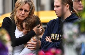 """N.Zelandia: premier Ardern dostała """"manifest"""" zamachowca tuż przed atakami w Christchurch"""