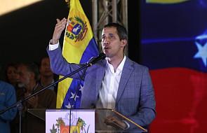 """Wenezuela: Guaido wzywa do marszu na Caracas. """"Odbierzemy z powrotem to, co należy się narodowi"""""""