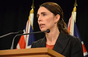 Po zamachu w Christchurch premier zapowiada nowe prawo o dostępie do broni