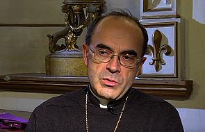 Kardynał Barbarin na audiencji u papieża z decyzją o rezygnacji z urzędu