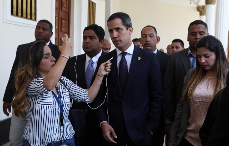 Wenezuelska opozycja krytykuje Zapatero za sprzyjanie Maduro