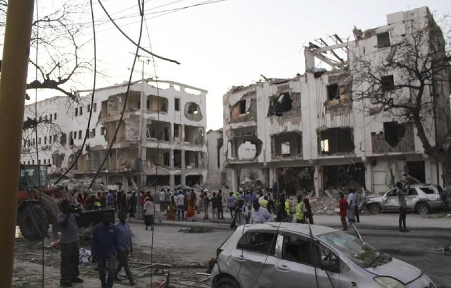 Somalia: w ataku Al-Szabab w Mogadiszu zginęło 35 osób