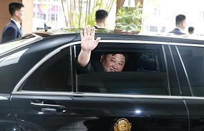 Kim Dzong Un opuścił Wietnam po szczycie z Trumpem