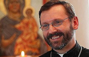 Abp Szewczuk: Ukraińcy widzą, że nie są sami, że Bóg ich nie opuścił