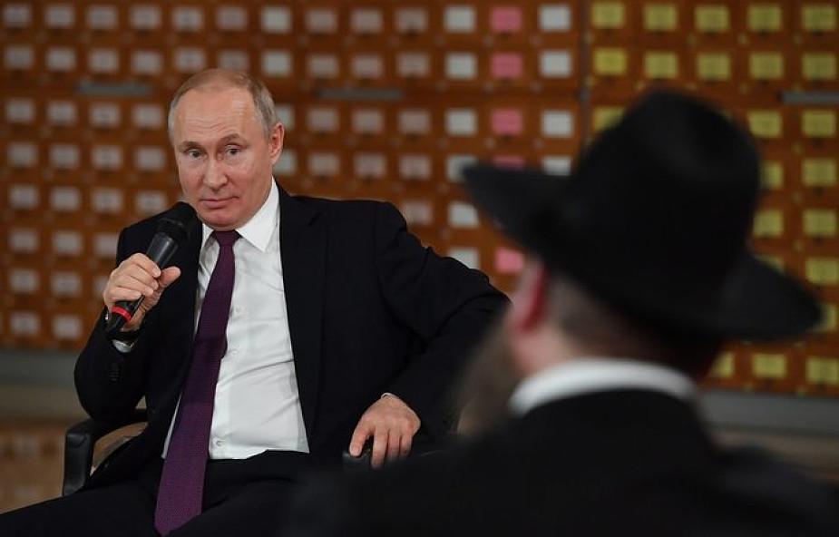 Putin wyraził nadzieję na zapewnienie sukcesji władzy w Kazachstanie