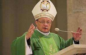 Abp Ryś: Kościół broni się najlepiej, gdy staje po stronie słabszych, a nie swojej własnej