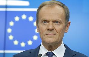Donald Tusk: stanowisko UE w sprawie Wzgórz Golan pozostaje niezmienne