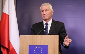 Jagland: większość ma obowiązek przestrzegać prawa i dbać, by mniejszości i opozycja mieli swoje prawa