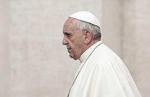 Franciszek modli się za ofiary tragedii w Iraku