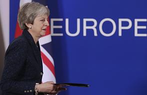 W.Brytania: May: może nie dojść do głosowania nad umową ws. brexitu