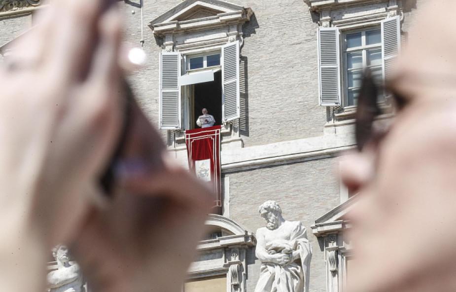 Franciszek: nie nadużywajmy Bożego miłosierdzia, nie szukajmy w nim wytłumaczenia dla lenistwa