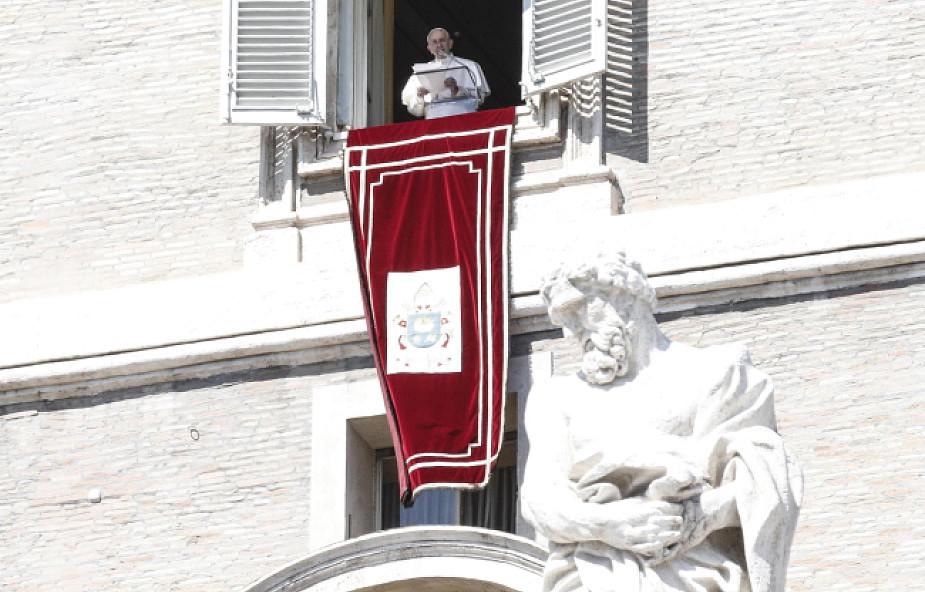 Papież poparł negocjacje w Nikaragui i przypomniał o misjonarzach męczennikach