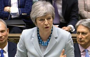 Theresa May: brak poparcia dla trzeciego głosowania nad umową ws. brexitu