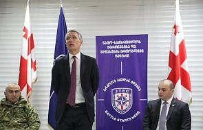 Stoltenberg: Gruzja będzie członkiem NATO, pomimo sprzeciwu Rosji. Wskazało to 29 sojuszników