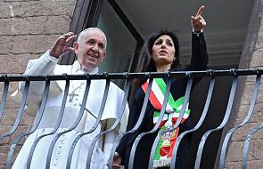 Papież do władz Rzymu: poświęcajcie się dla dobra Wiecznego Miasta [DOKUMENTACJA]