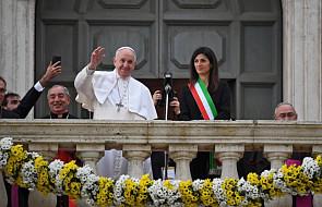 Papież Franciszek do Rzymian: poświęcajcie się dla dobra Wiecznego Miasta