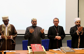 Maryja jednoczy. W Warszawie biskup modlił się z muzułmanami