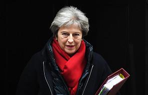 W.Brytania: May zapowiedziała możliwość rezygnacji ze stanowiska
