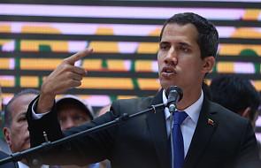 Wenezuela: Guaido z zakazem pełnienia funkcji publicznych przez 15 lat