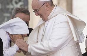 Przybiłbym z papieżem piątkę