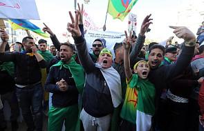 Algieria: policja użyła gazu i armatek wodnych wobec protestujących