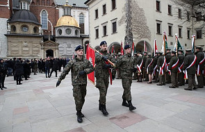 W Krakowie Marsz ku czci Żołnierzy Wyklętych