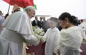 Papież Franciszek w Maroku upomniał się o pełnię wolności religijnej