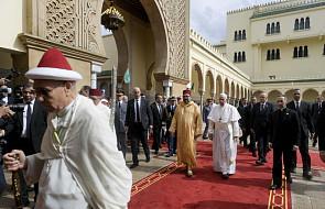 Papież odwiedził szkołę imamów i muzułmańskich kaznodziejów