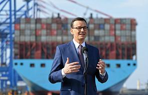 Premier: przekładamy nasze działania na korzyści dla gospodarki, budżetu, polskich przedsiębiorców