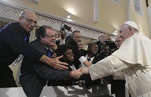 Franciszek: bądźcie sługami nadziei, której tak bardzo potrzebuje świat