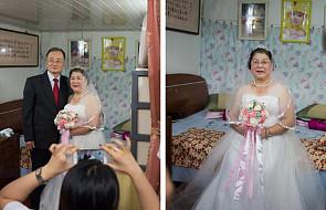 Sesja ślubna po 50 latach? To naprawdę możliwe!