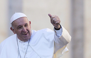 Franciszek: to znaki przyjścia królestwa Bożego
