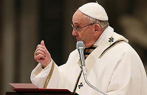 Papież o skandalu pedofilii: czuję potrzebę podzielenia się z wami bólem i nieznośnym cierpieniem